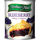 Mother Maid Pie Blueberry Filling Or Topping