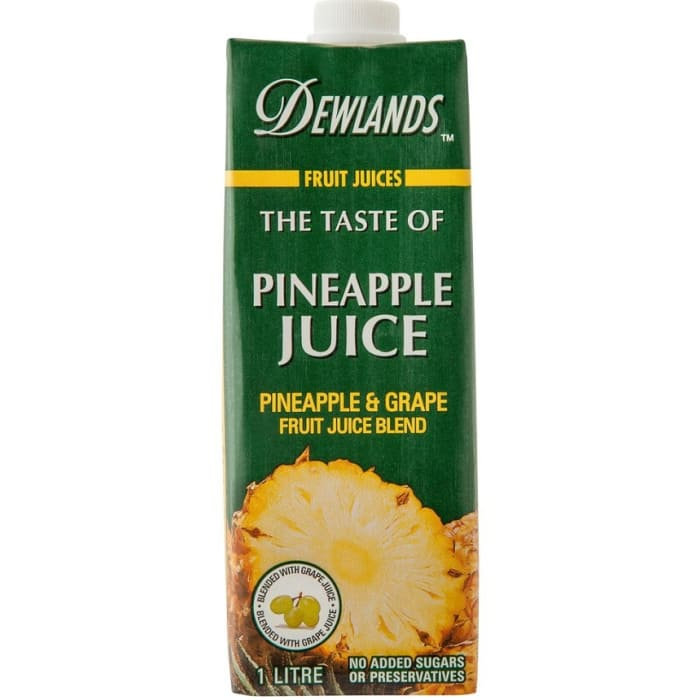 Dewlands Juice Pineapple