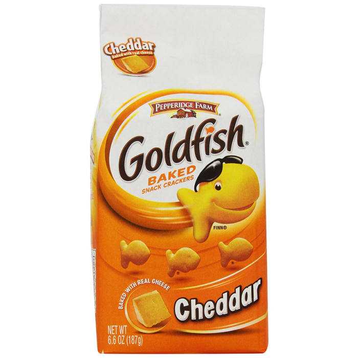 Pepperidge Farm Goldfish Baked Snack Crackers 187g