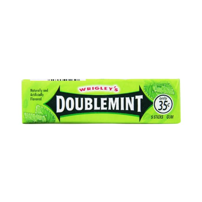 Wrigley's Double Mint Chewing Gum