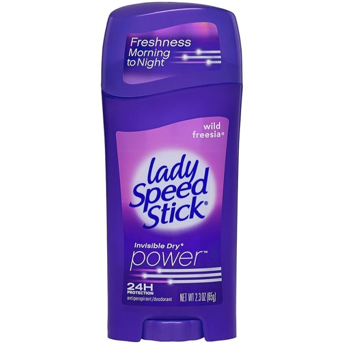 Lady Speed Stick  Invisible Dry Power Wild Freesia Deodorant