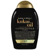 OGX Kukui Oil Hydrate Plus Defrizz Conditioner 385ml