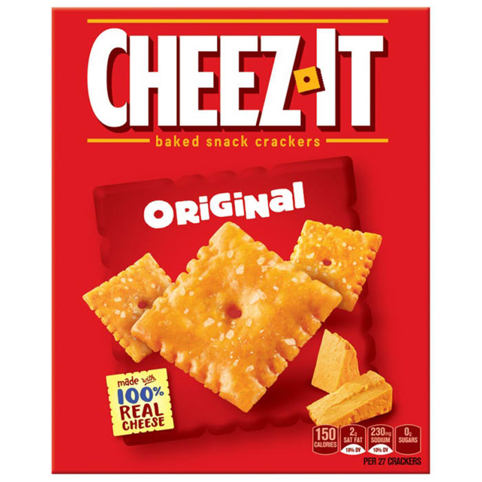 Cheez-It The Original Baked Snack Crackers
