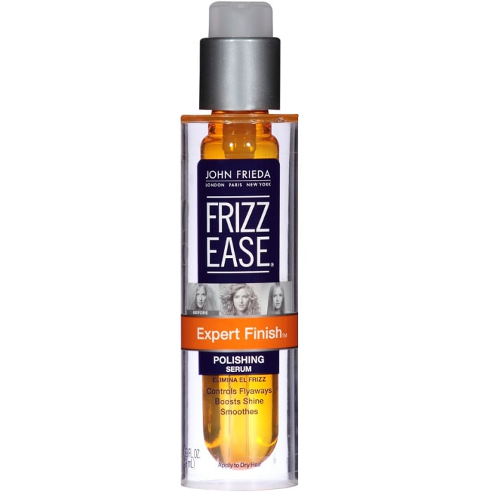 John Frieda Hair Serum Frizz Ease Thermal Protection