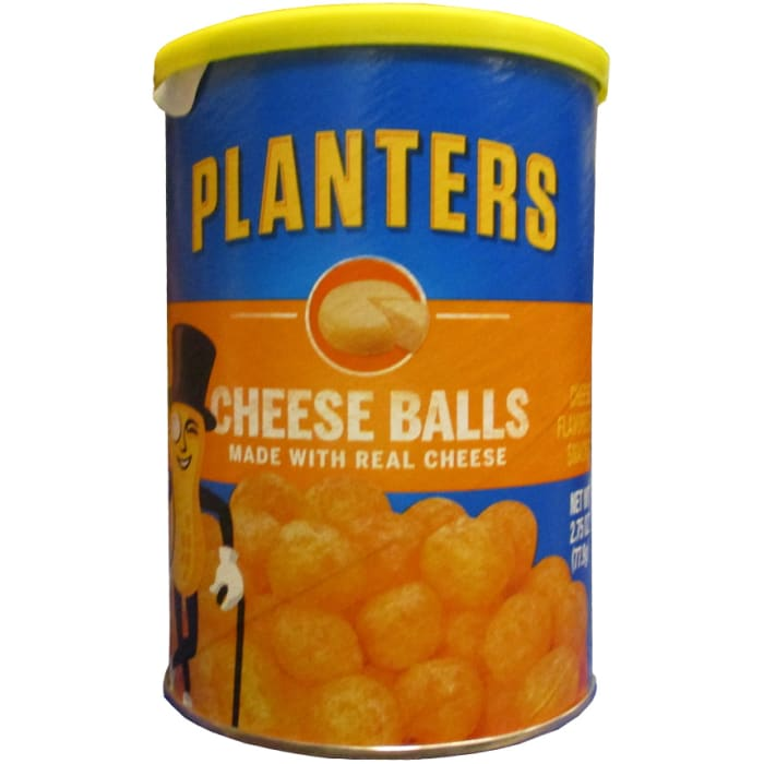 Planters Cheese Balls Snacks