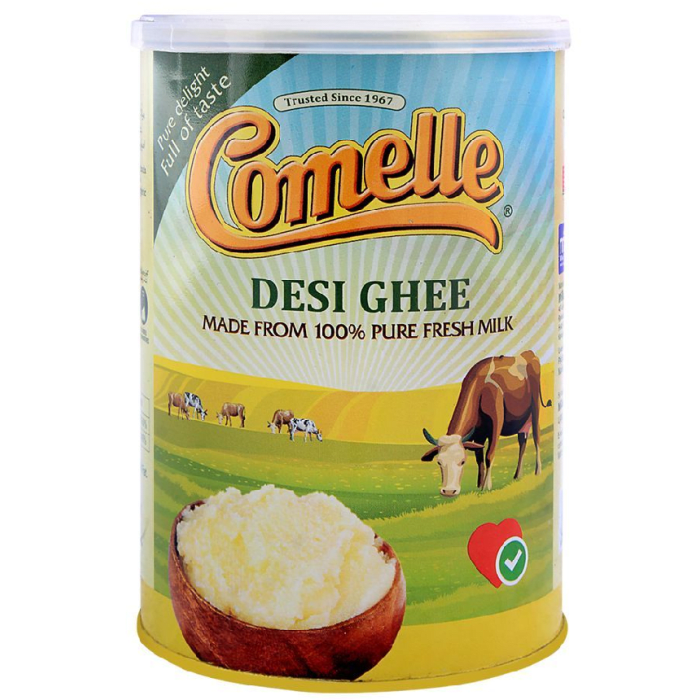 Comelle Desi Ghee Made from 100% Pure Fresh Milk 1 Kg