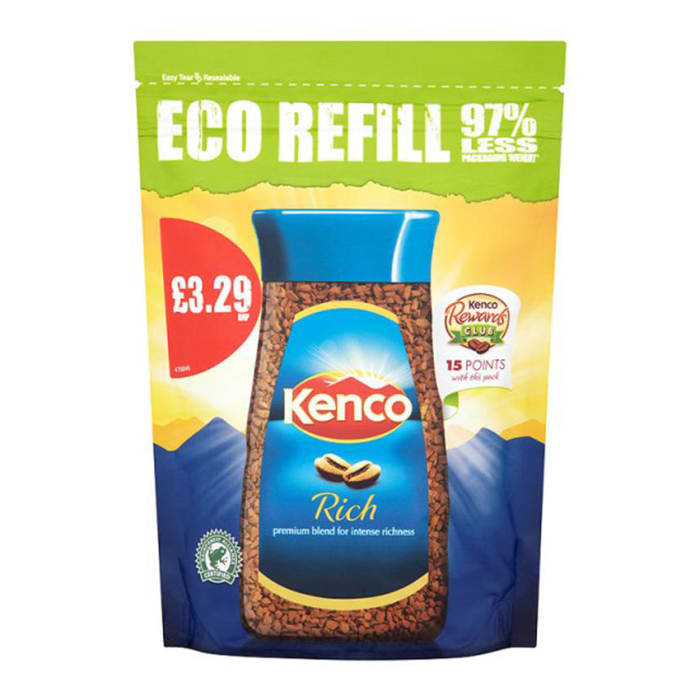 Kenco  Rich Refill Coffee