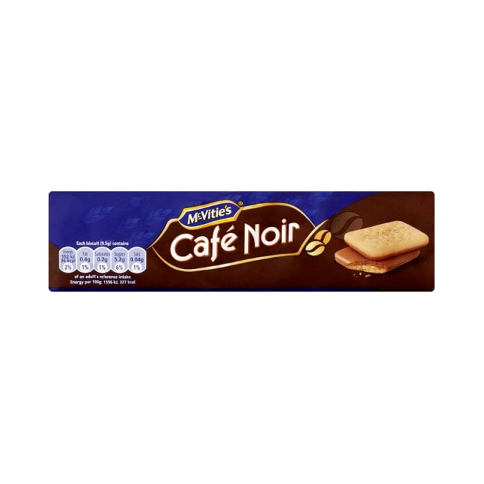 McVities Cafe Noir