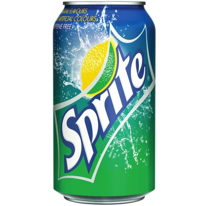 Sprite Regular Can