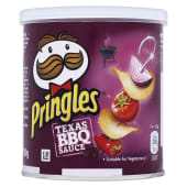 Pringles Potato BBQ Chips 40g