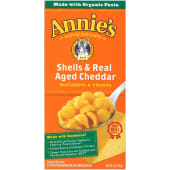 Annies Homegrown Shells & Real-Aged Wisconsin Cheddar Macaroni & Cheese