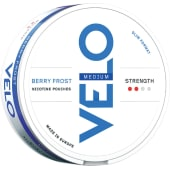 Velo Nicotine Pouches Berry Frost 6mg