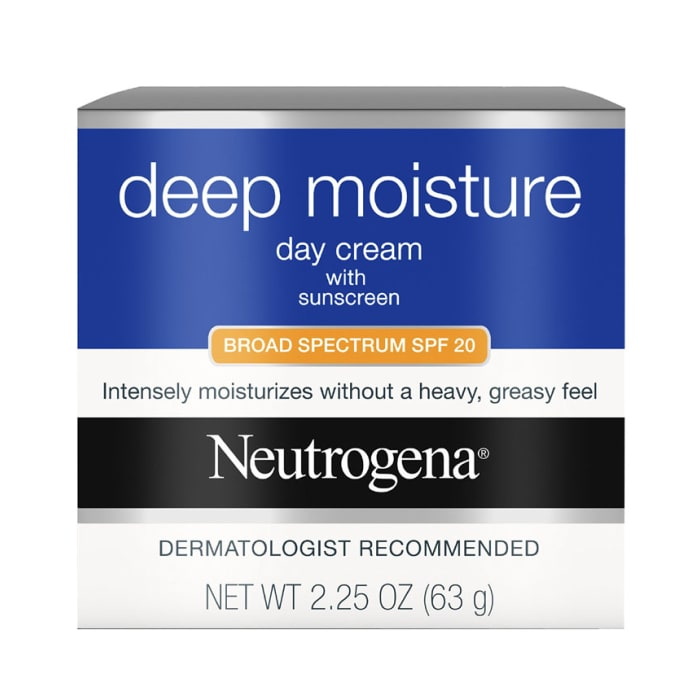 Neutrogena Deep Moisture Day Cream 63g