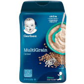Gerber Multi Grain Cereal
