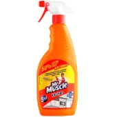Mr Muscle Kitchen Acces Lemon Scent