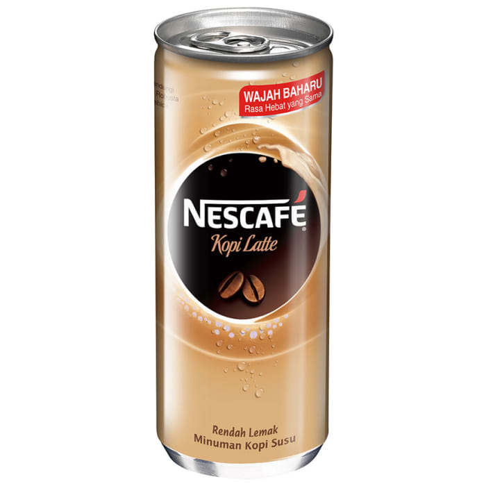 Nescafe Ice Coffee Latte