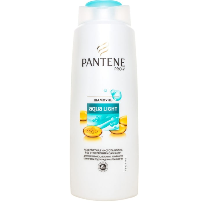 Pantene Aqua Light Shampoo