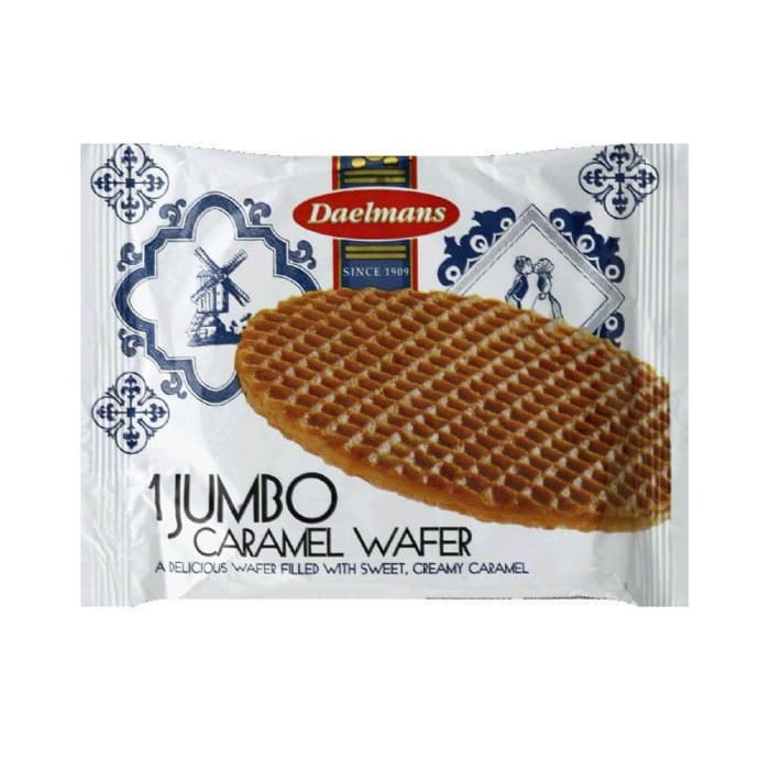 Daelmans Biscuits Jumbo Caramel Wafers