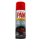 PAM Grilling Grillades No Stick Cooking Spray