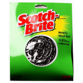Scotch-Brite Metallic Spiral Ball
