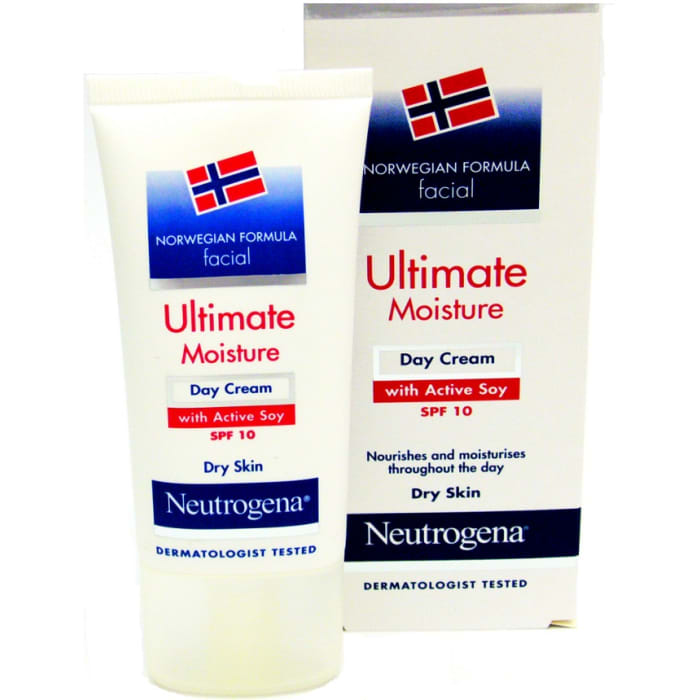 Neutrogena Ultimate Moisture Day Cream