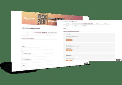 Registration - Form