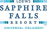 Sapphire Falls Resort Logo