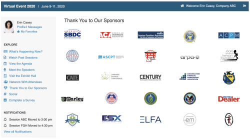 VEP - Sponsors Graphic