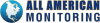All American Monitoring Logo