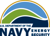 U.S. Department of Defense Naval Energy Logo