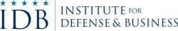 Institute for Defense and Business (IDB) Logo