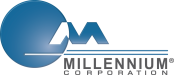 Millennium Corporation Logo