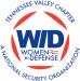 Women in Defense (WID-TVC) Logo