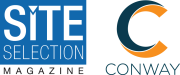 Site Selection Magazine/Conway Inc. Logo