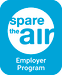 Spare The Air Employer Program Logo