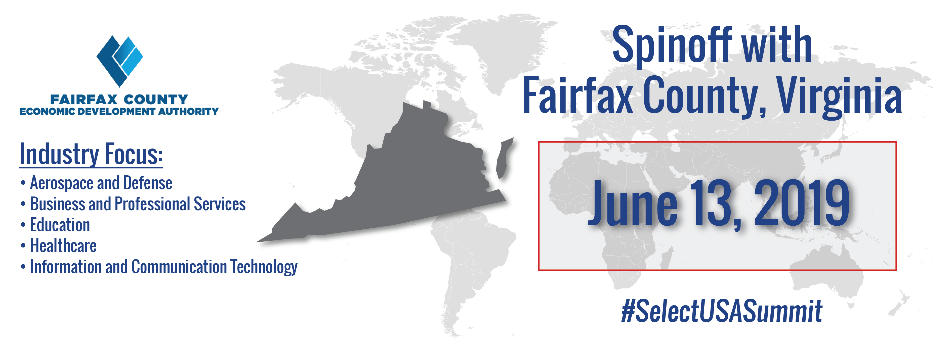 Spinoff Event Graphic - Fairfax County, Virginia