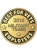 Best Employer for Vets Badge