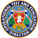 Office of the Director, Operational Test and Evaluation Logo