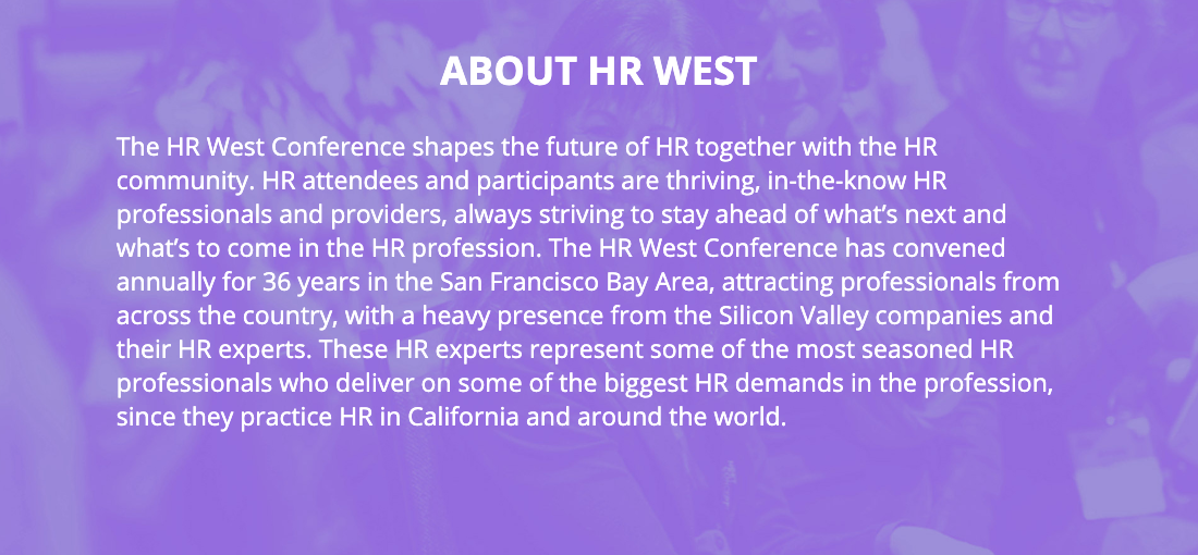 About HR West Graphic