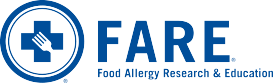 Food Allergy Research & Education (FARE) Logo