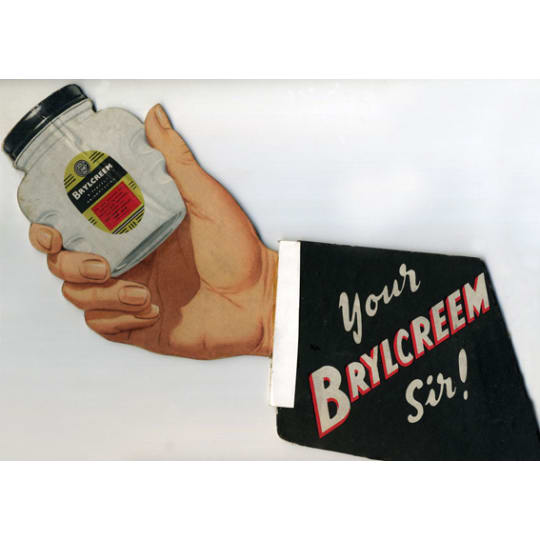 Brylcreem for Men - A4 (210 x 297mm)