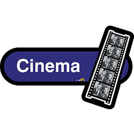 Cinema  - Dementia Signage