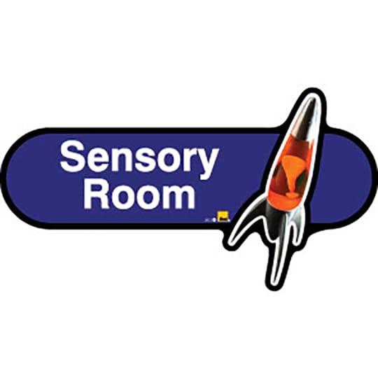 Sensory Room - Dementia Signage
