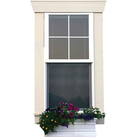 Dementia friendly Self-adhesive Sash Window design window-cal