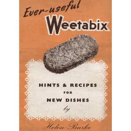 Dementia friendly Weetabix Recipes - A4 (210 x 297mm)