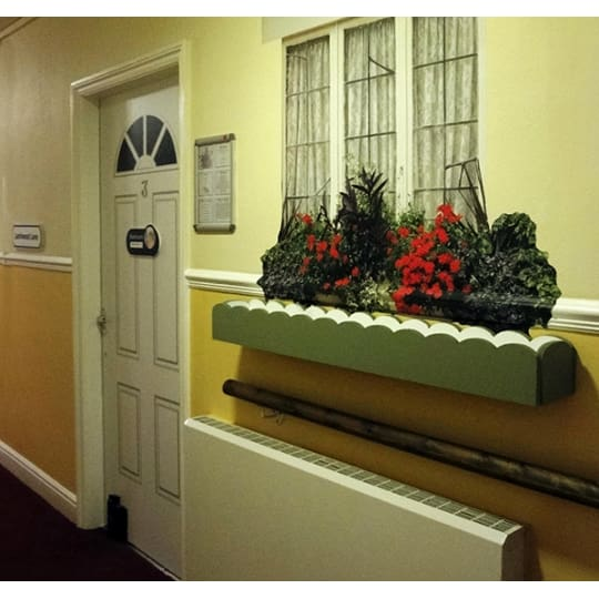 Dementia friendly Window Boxes
