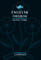 Cappelens store engelsk-norsk ordbok