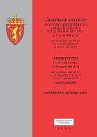 Arbeidsmiljøloven : (lov om arbeidsmiljø, arbeidstid og stillingsvern mv.) av 17. juni 2005 nr. 62 : med endringer, sist ved lov av 19. juni 2020 nr. 69 (i kraft 1. juli 2020) ; Ferieloven : (lov om ferie) av 29. april 1988 nr. 21 : med endringer, sist ved lov av 20. desember 2018 nr. 98 (i kraft 1. januar 2019) : samt forskrifter