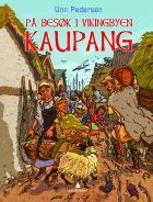 På besøk i vikingbyen Kaupang