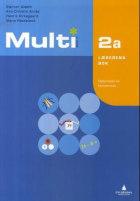 Multi 2a, 2. utgave